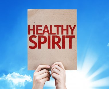 Healthy Spirit card