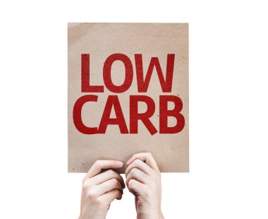 Low Carb card