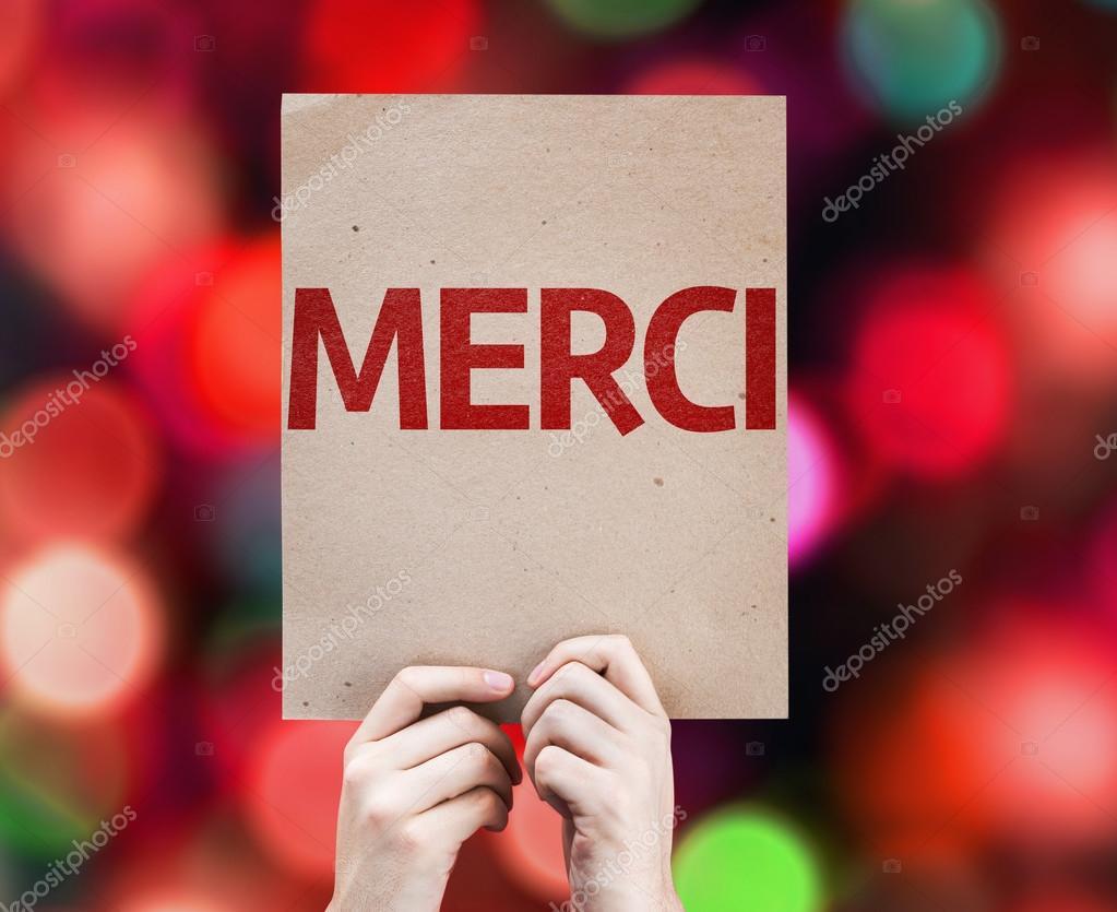 Картинки на французском языке спасибо