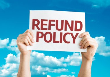 Refund Policy card