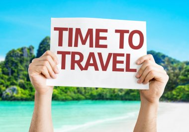 Time to Travel card