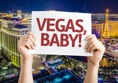 Vegas, Baby! pappe