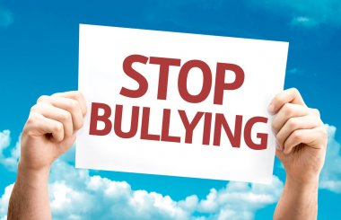 Stop Bullying card