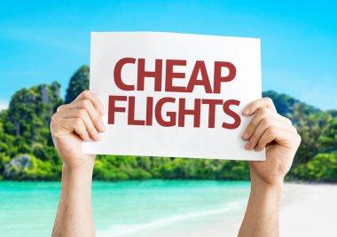 Cheap Flights card