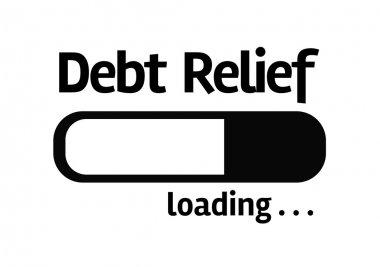 White board : Debt Relief