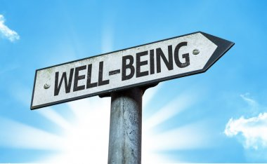 Well-Being sign
