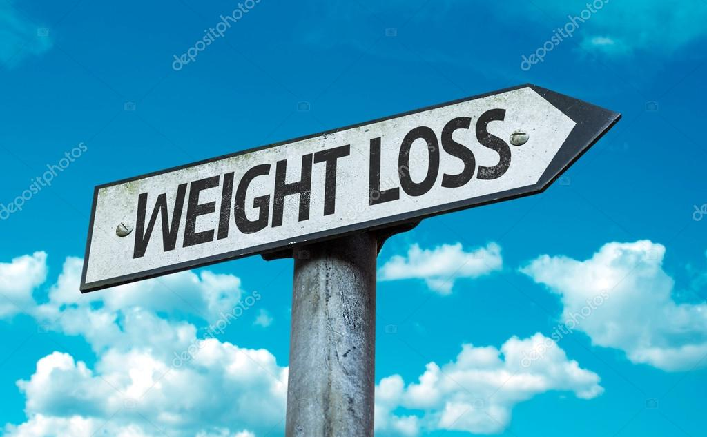 Weight Loss sign
