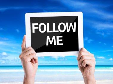 Text Follow Me