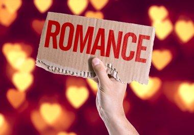 Romance card in hand