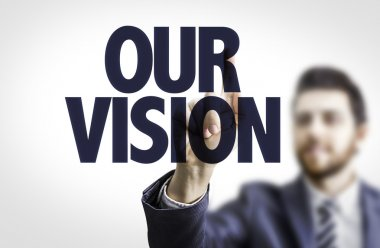 Text: Our Vision