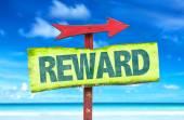 Photo Text:Reward on sign
