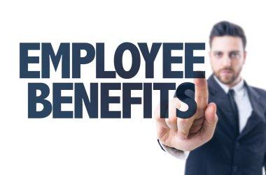 Text: Employee Benefits