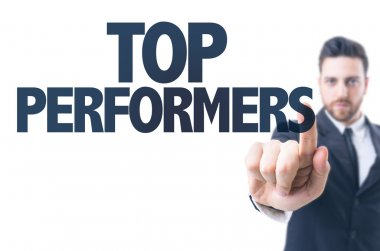 Text: Top Performers