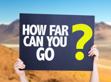 "Картина, постер, плакат, фотообои ""как далеко вы можете зайти? карта "", артикул 73406001"