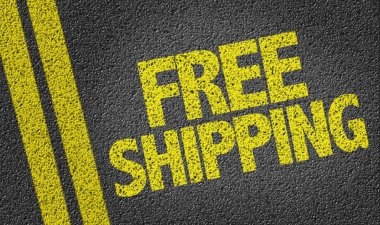 Free Shipping on the road