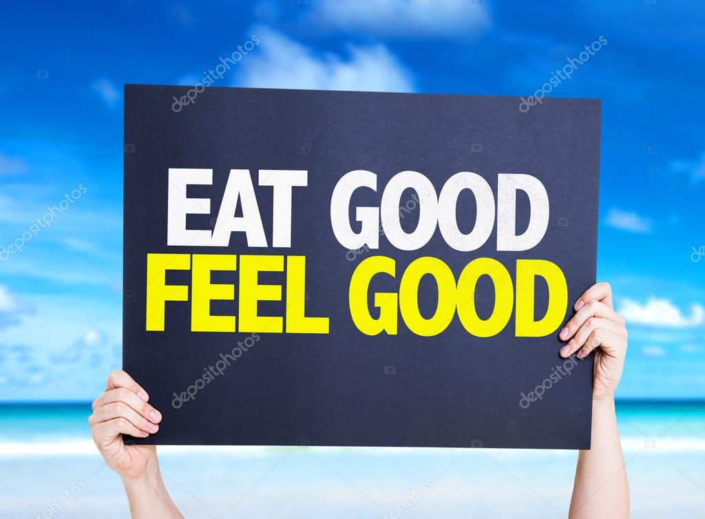 Eat Good Feel Free card