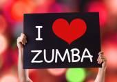én szerelem Zumba kártya