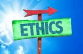 Fotografie ethics text sign