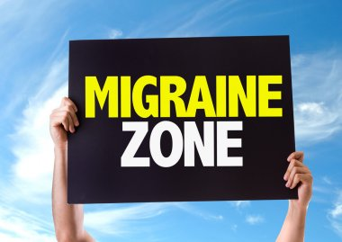 Migraine Zone card
