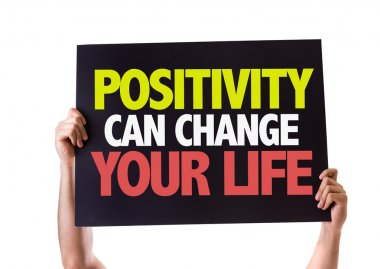 Positivity Can Change Your Life card