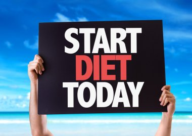 Start Diet Today card