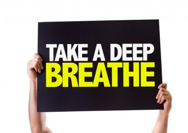 Take a Deep Breathe card