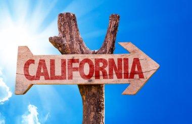 california text sign