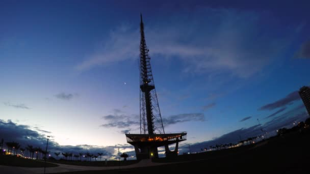 The Famous Telecommunication Tower