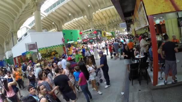 Városi piac Sao Paulo