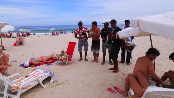 Brazilci si Samba