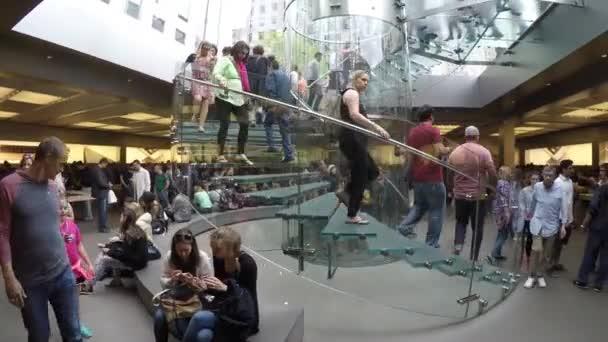 Apple store v new Yorku