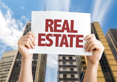 Real Estate card