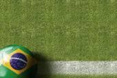 Brazil futball-labda