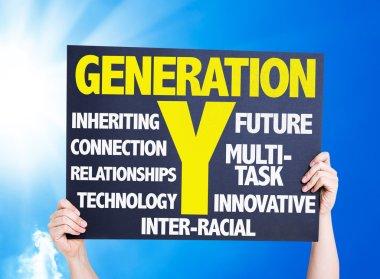 Generation Y card