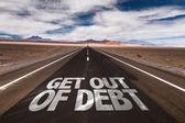 Dostat se z dluhů na Pouštní silnici