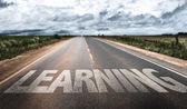 A vidéki úton tanulás