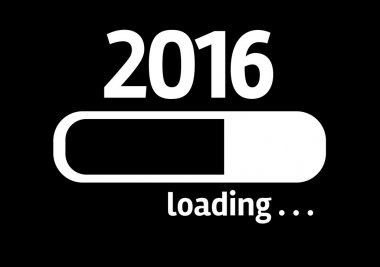 Bar Loading with the text: 2016