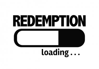 Bar Loading with the text: Redemption