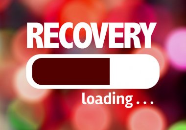 Bar Loading with the text: Recovery