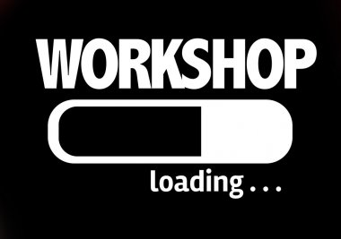 Bar Loading with the text: Workshop