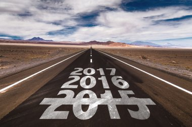 2016 2017  on desert road