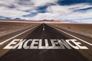 Excellence on desert road