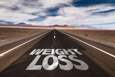 Weight Loss on desert road