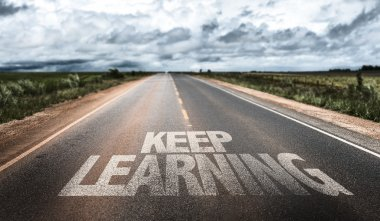 Keep Learning on rural road