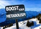 Erhöhung Ihrer Stoffwechsel-Zeichen