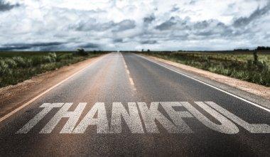 Thankful on road