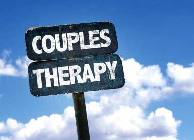 Couples Therapy sign