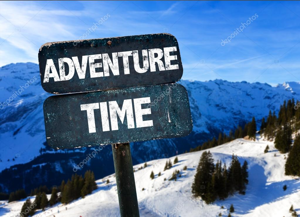 Adventure Time sign