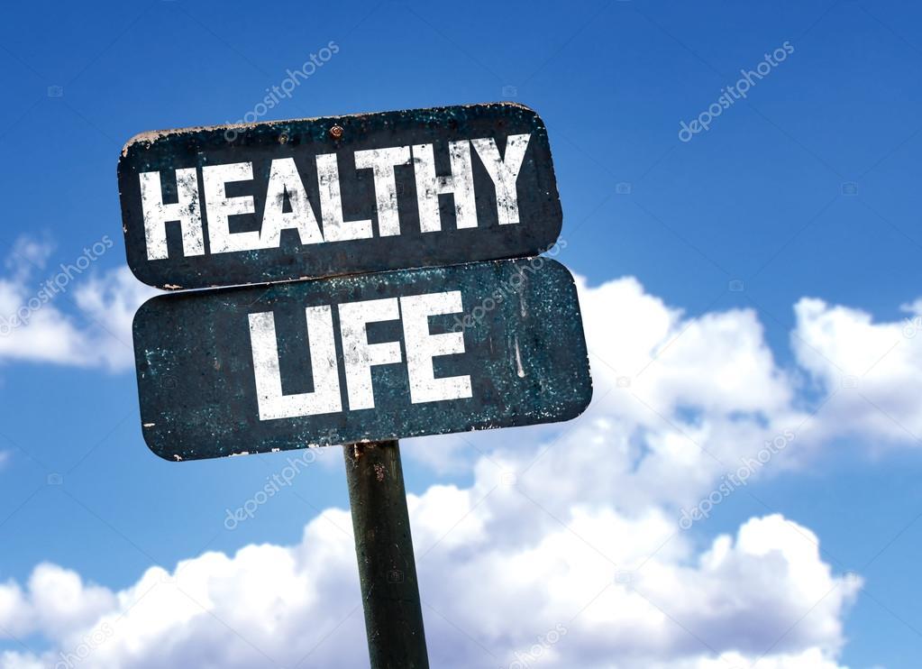 healthy life sign stock photo gustavofrazao 84032808