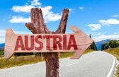 Segno di legno Austria